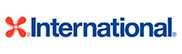Logo of International